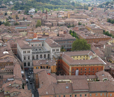 Hotels in Bologna Italy